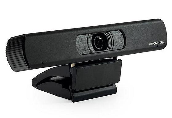 Konftel WEBKAMERA CAM 20 4K Ultra HD - 123° vidvinkel USB kamera