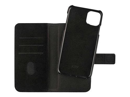 KEY Unstad Wallet iPhone 11 Black