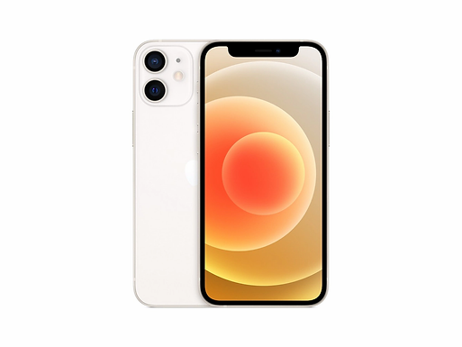 Apple iPhone 12 Mini hvit