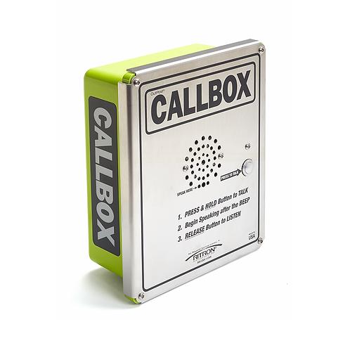 XT SERIES, HEAVY-DUTY, 2-WAY RADIO CALLBOX  ANALOG   kommunikasjons radio
