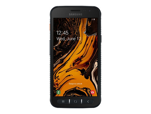 Samsung Galaxy Xcover 4s, Black Android, G398 Enterprise