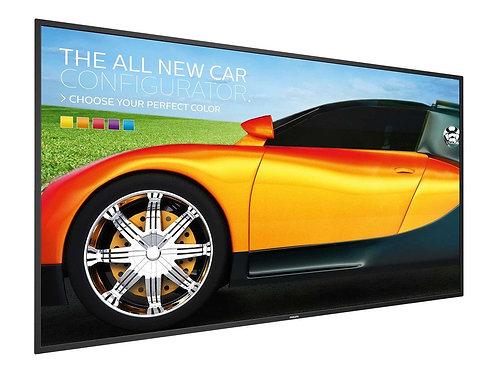 "Philips Q-Line 86"" UHD Android 410 nits,4XHDMI,DP,VGA,2xUSB"