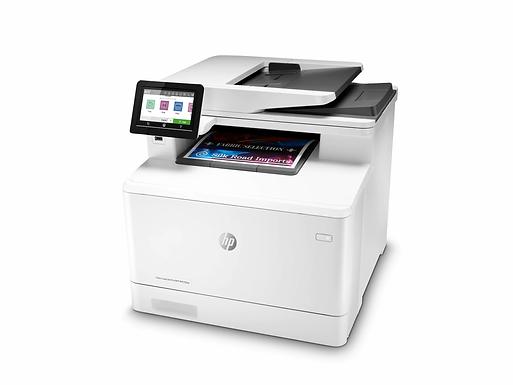 HP LaserJet Pro MFP M479fdw Color Laser, Print/Copy/Scan/Fax, Wifi/Net, Duplex,
