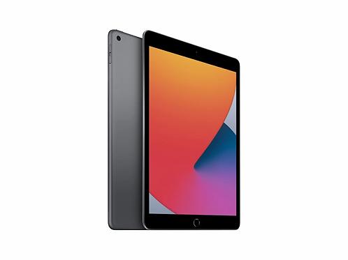 """iPad (2020) 128GB WiFi  8. gen, 10.2"""" Retina-skjerm"""