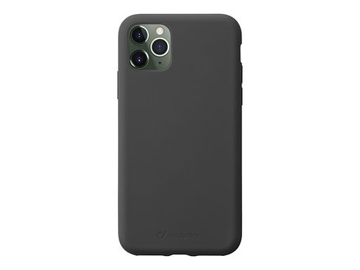 CL Sensation iPhone 11 Pro Max, Svart Silikondeksel