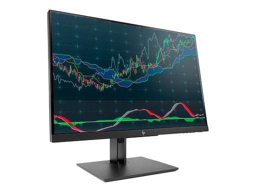 HP Z24n G2 24inch Display IPS w/LED backlight WUXGA 1920x1200 60 Hz 300 cd/m2 5m