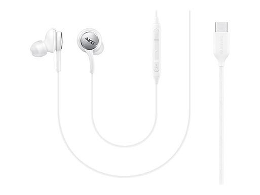 Samsung AKG Type-C Earphones, White