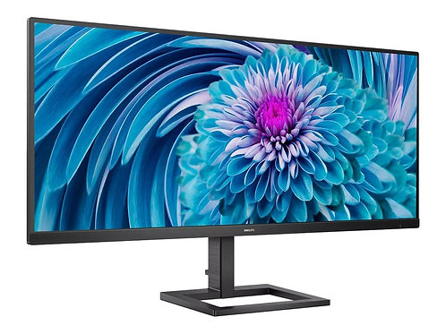 PHILIPS 345E2AE/00 E Line 34inch 3440x1440 IPS Flat Ultra Wide Color Technology