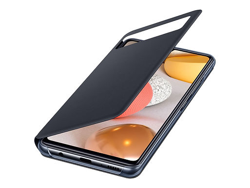 Samsung S View Cover A42 5G, Black