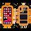 Thumbnail: Zone 1 deksel tilpasset  iPhone 12, 12 Pro og 11