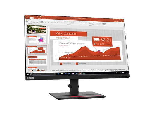 LENOVO ThinkVision T24i-20 IPS LED 23.8inch 16:9 1920x1080 250 cdm2 6ms HDMI DP