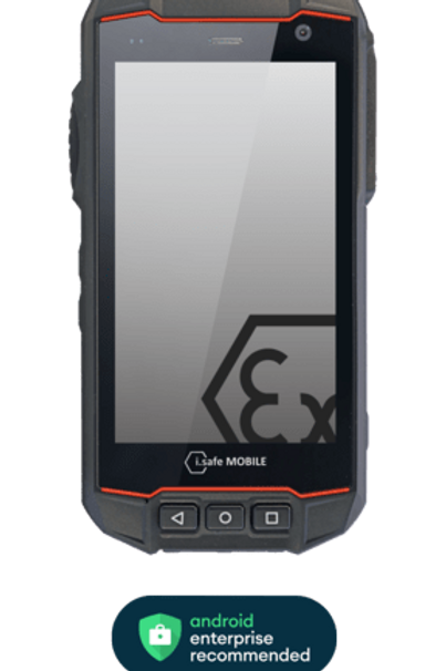 iSafe  IS530.1 Android 9.0 Smartphone Ex sone 1