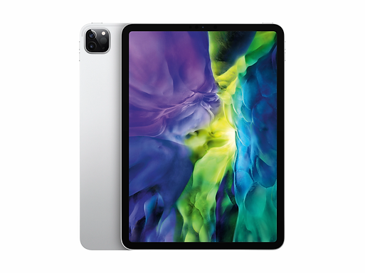 "Pad Pro 11 (2020) 128GB 4G  Cellular, 11"" Retina-skjerm True Tone"