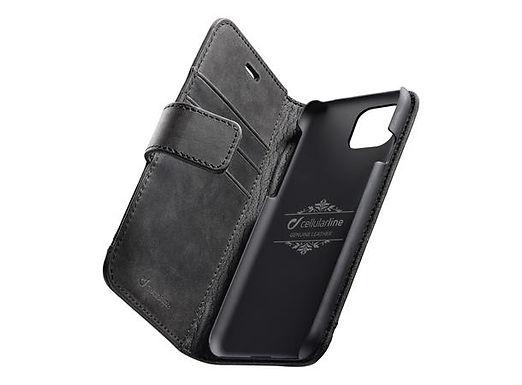 CL Supreme iPhone 11 Pro, Svart Lommebokveske for iPhone 11 Pro