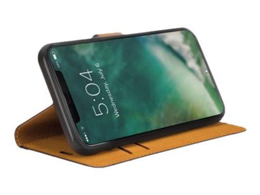 Xqisit Slim Wallet Iphone 11 Pro, Black Slim Wallet Case iPhone 11 Pro