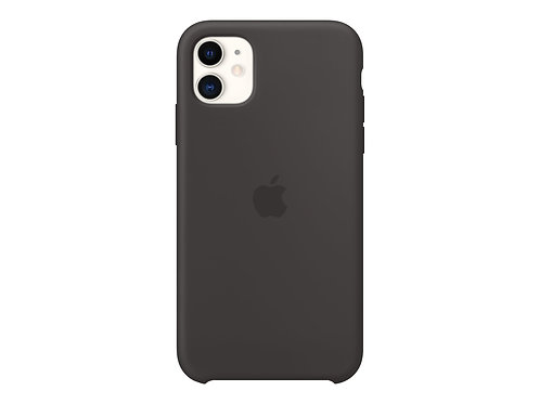Apple Silikondeksel 11 Pro, Svart Deksel til iPhone 11 Pro