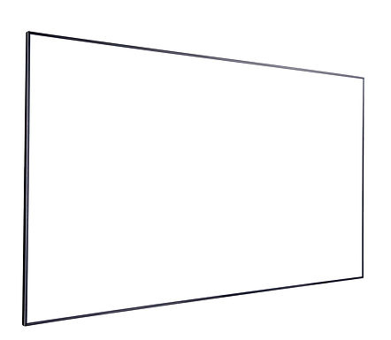 Stoltzen rammespent lerret Wall 235x147 16:10 4K Ultra HD, 1,2cm ramme