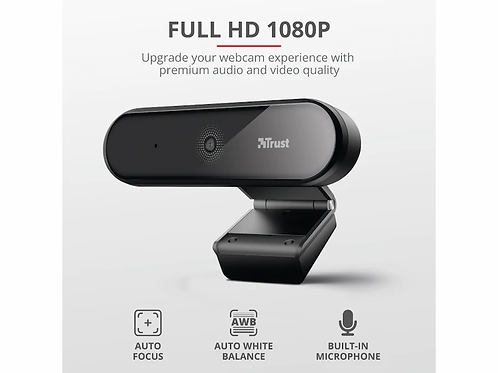Trust Tyro Full HD-webkamera