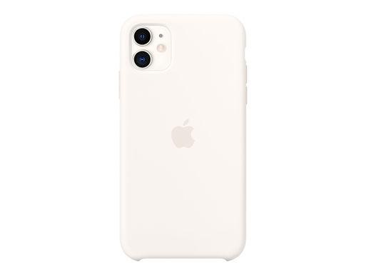 Apple Silikondeksel 11 Pro, Hvit Deksel til iPhone 11 Pro