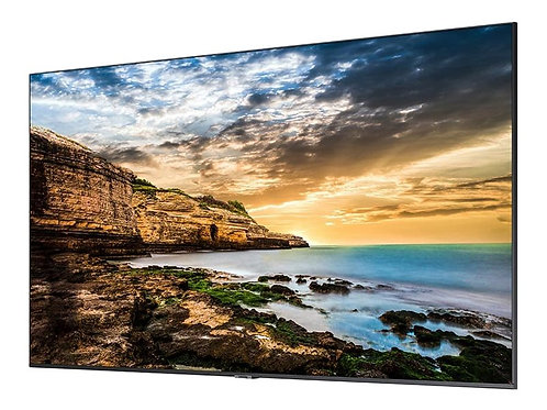 SAMSUNG QE50T 50inch UHD/4K 16:9 LED 300nits Speakers 2x10W 2xHDMI 2.0 RS232 in