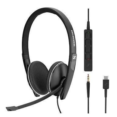 EPOS | Sennheiser  SC 165 USB-C stereo hodesett