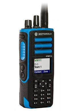 MOTOROLA MOTOTRBO DP4801EX (ATEX) (IP67)
