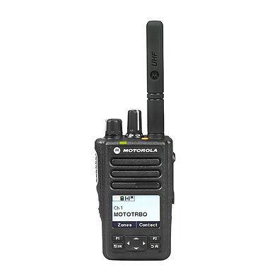 MOTOROLA  DP3661e UHF