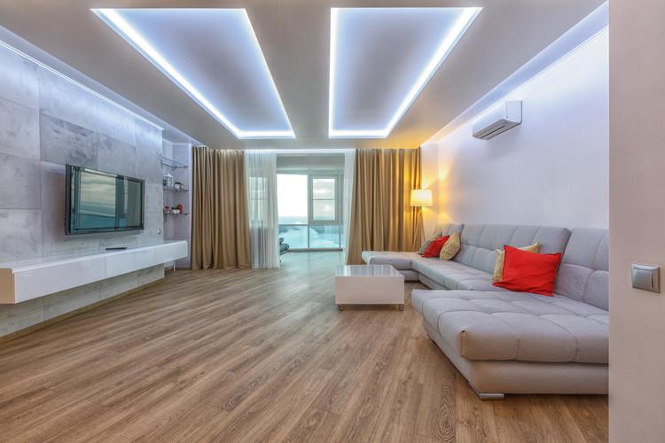 Intelligente Beleuchtung Lichtsteuerung