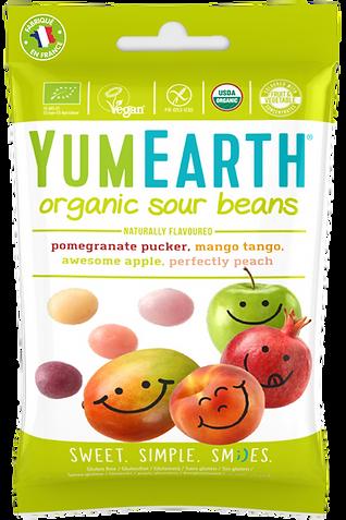 Bonbons bio vegan sans gluten Beans Acid