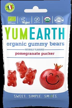 Bonbons bio vegan sans gluten Oursons Gr