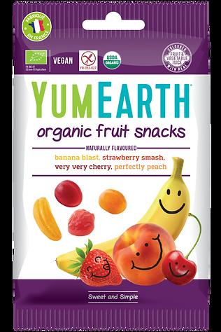 Bonbons bio vegan sans gluten Fruit Snac