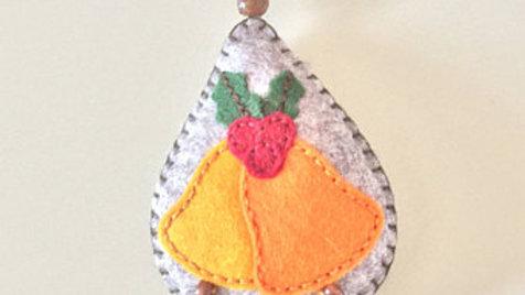 Bells Christmas Ornament