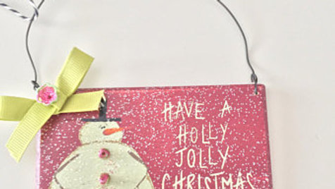 Christmas Wall Hanging Decoration