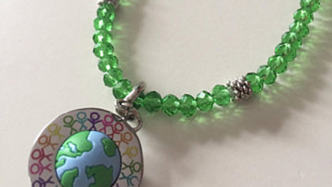 Earth Charm Bracelet