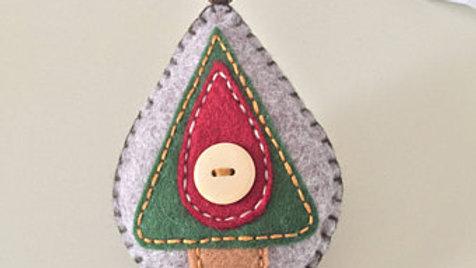 Christmas Tree Drop Ornament