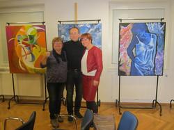 Razstava Marinke in Iva Asa v Mariboru 5