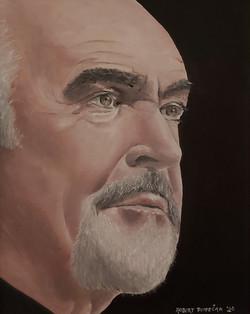 Sean Connery-olje