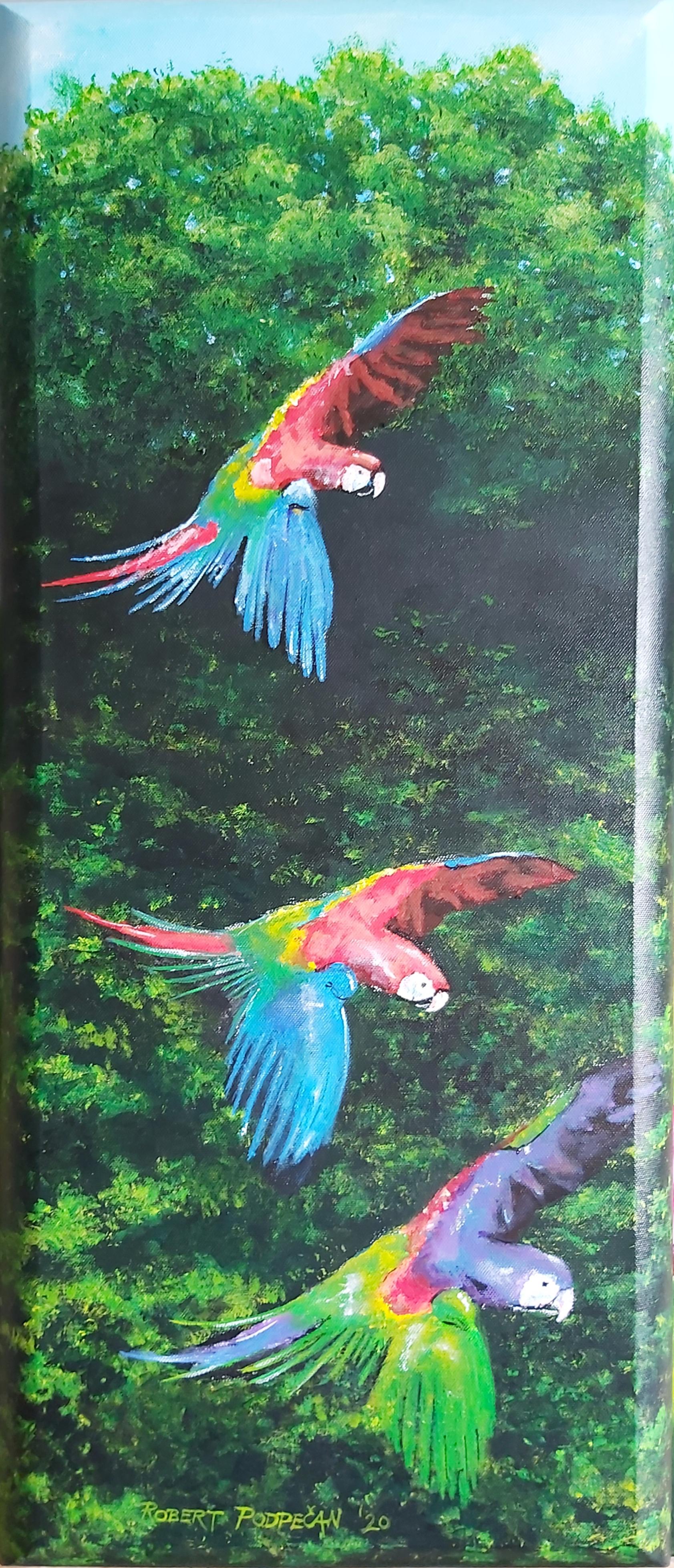 Papige-akril