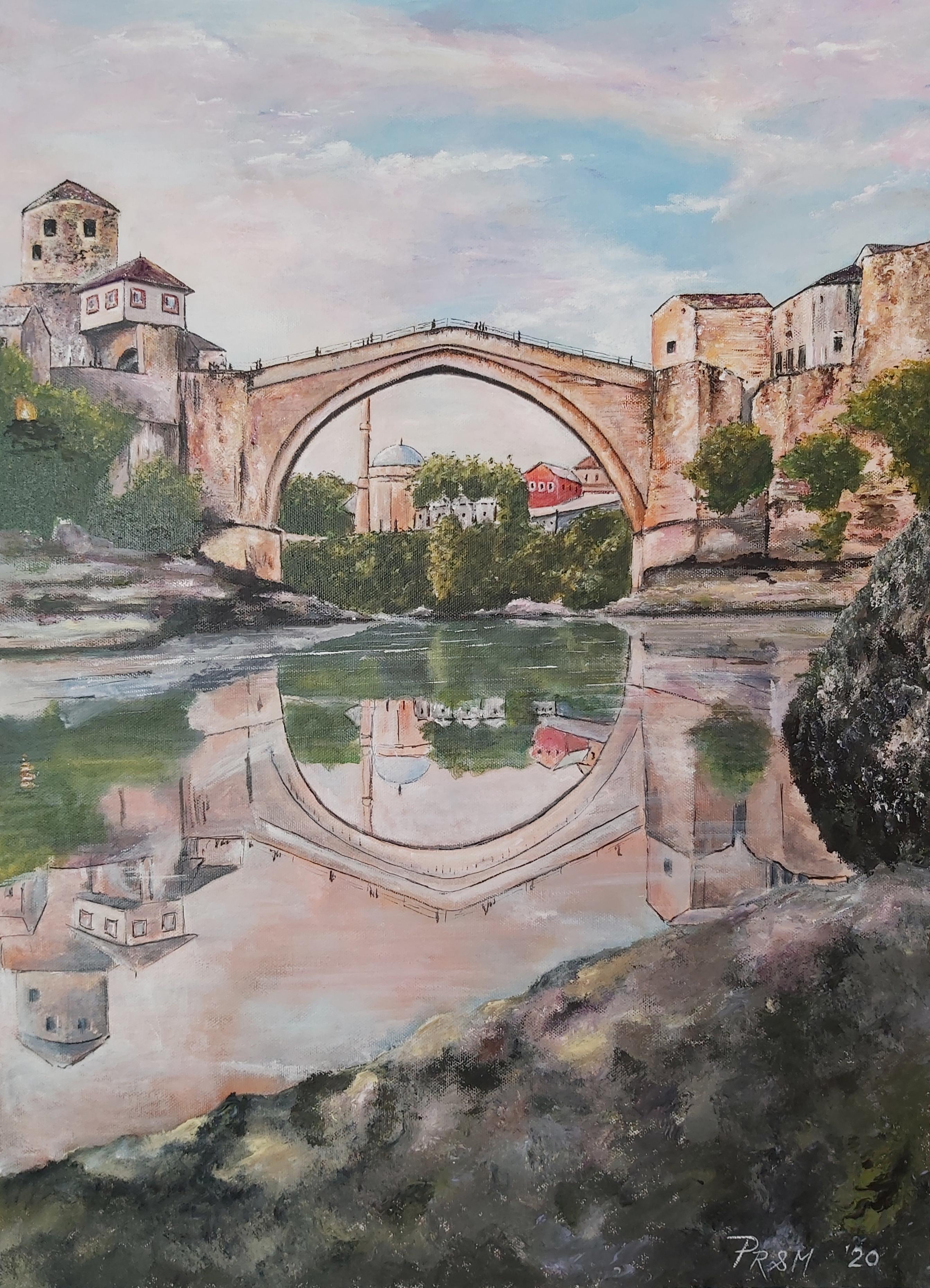 Mostar-akril