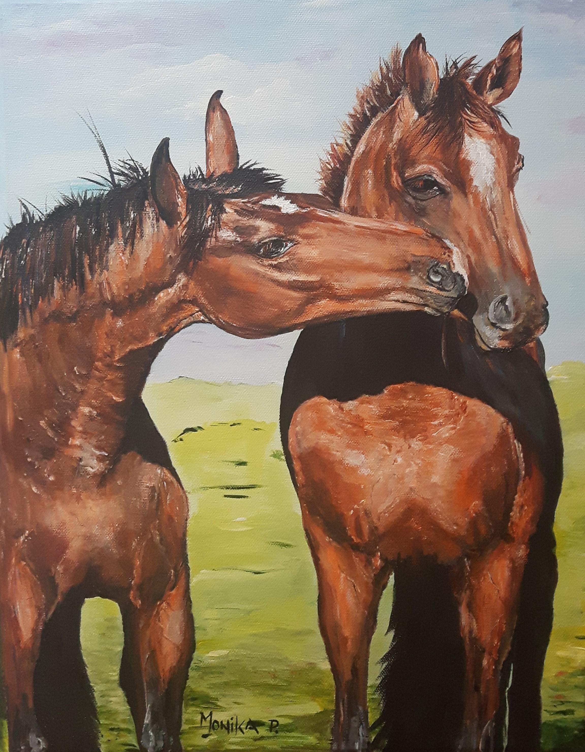 Konja-akril