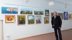 Samostojna razstava v Galeriji Mercator 2018 (2)