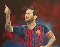 Messi-akril