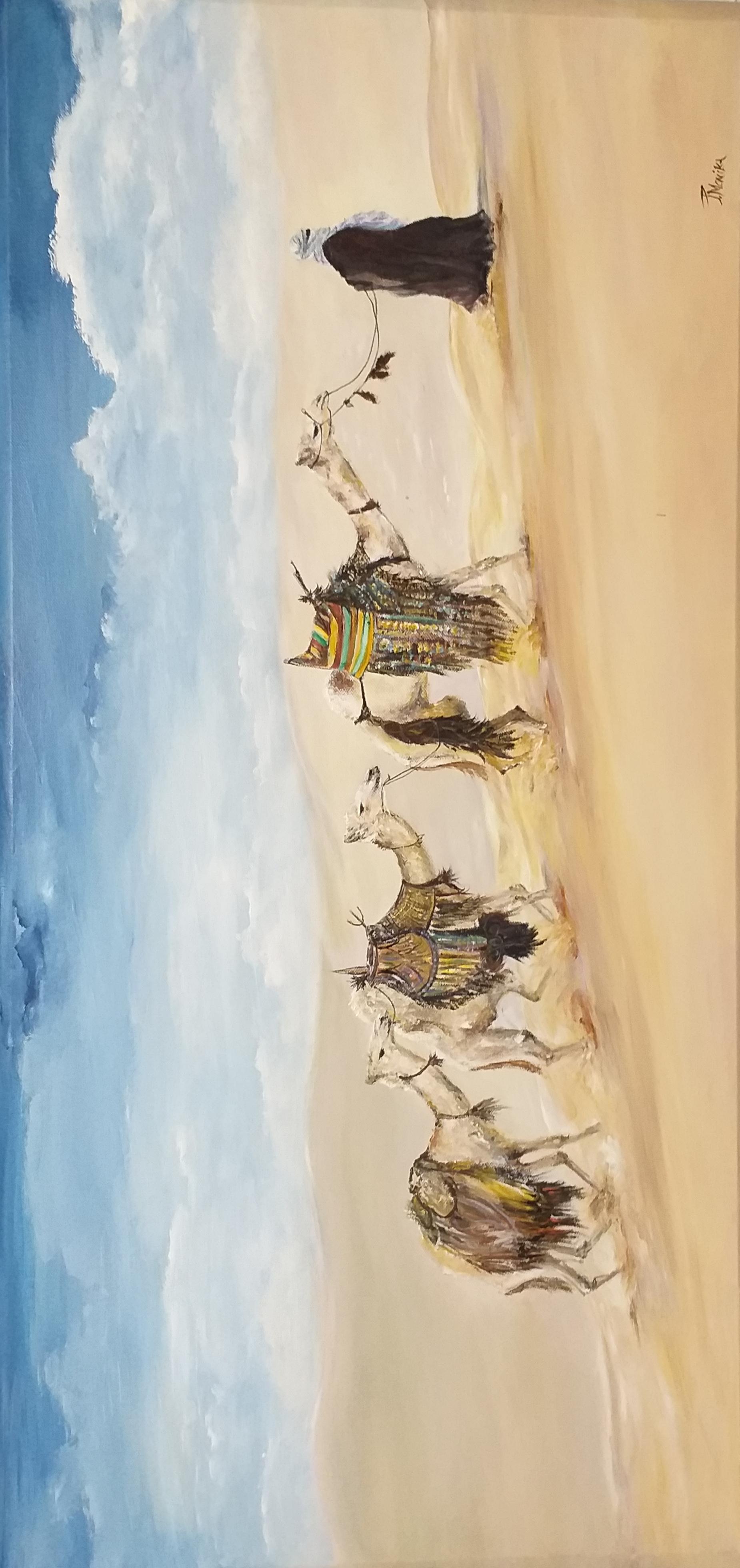 ABU DABI-akril