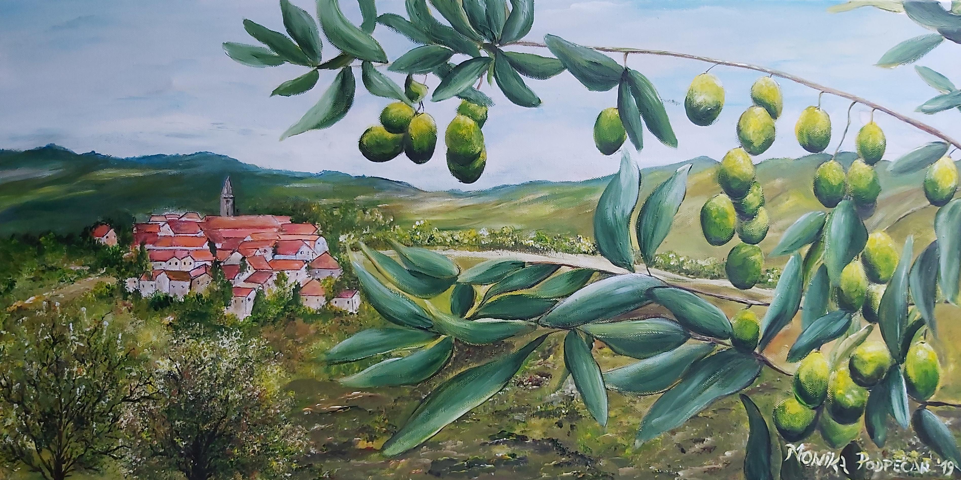 Slovenska Istra-akril