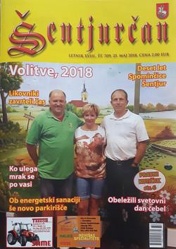 V časopisu Šentjurčan