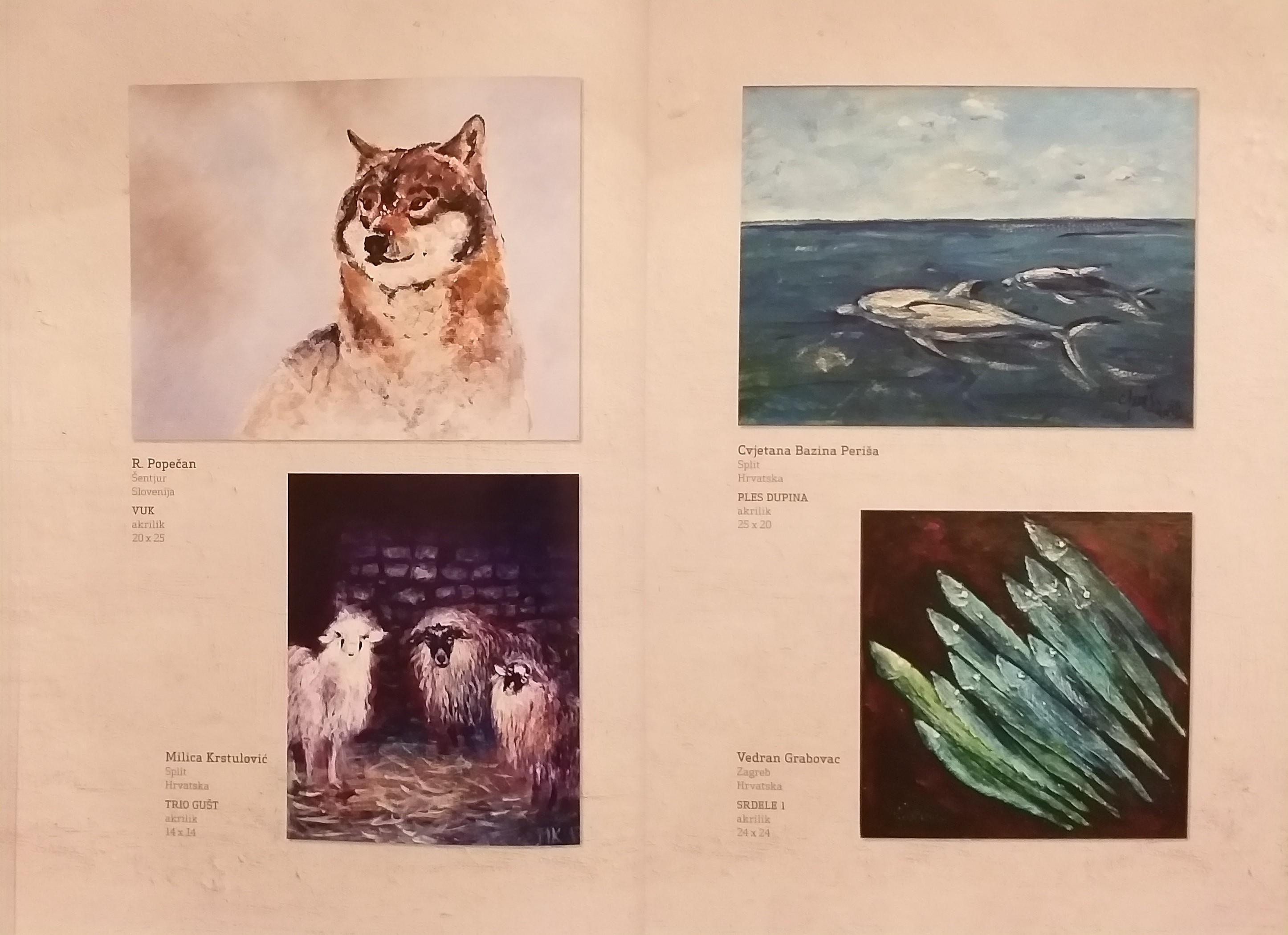 Mednarodna razstava slik in skulptur mal