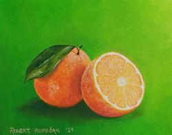 Pomaranči-akril