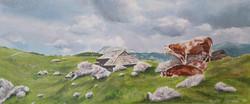Velika planina-akril-3