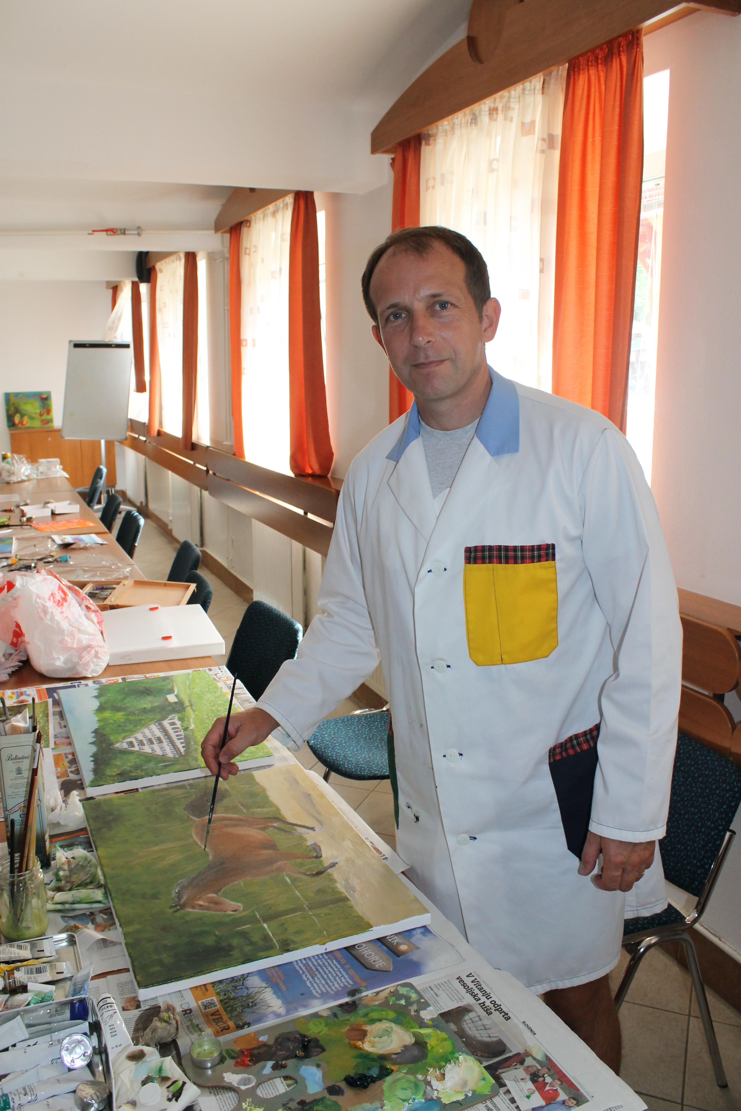 Mednarodna slikarska kolonija 2012 4