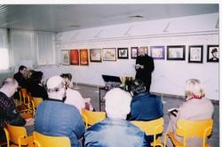 Razstava v Cinkarni Celje 2005